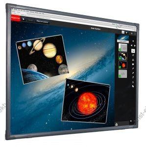 Интерактивная доска ActivBoard Touch 88 Dry Erase, ПО ActivInspire ПРТ-477