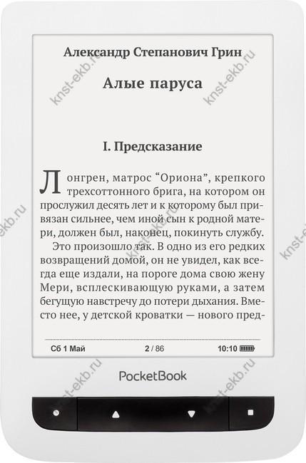 6'' Электронная книга PocketBook 624 ТДН-131