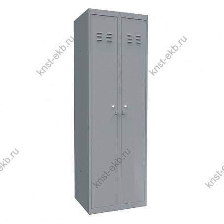Шкаф для одежды ШР двухсекционный