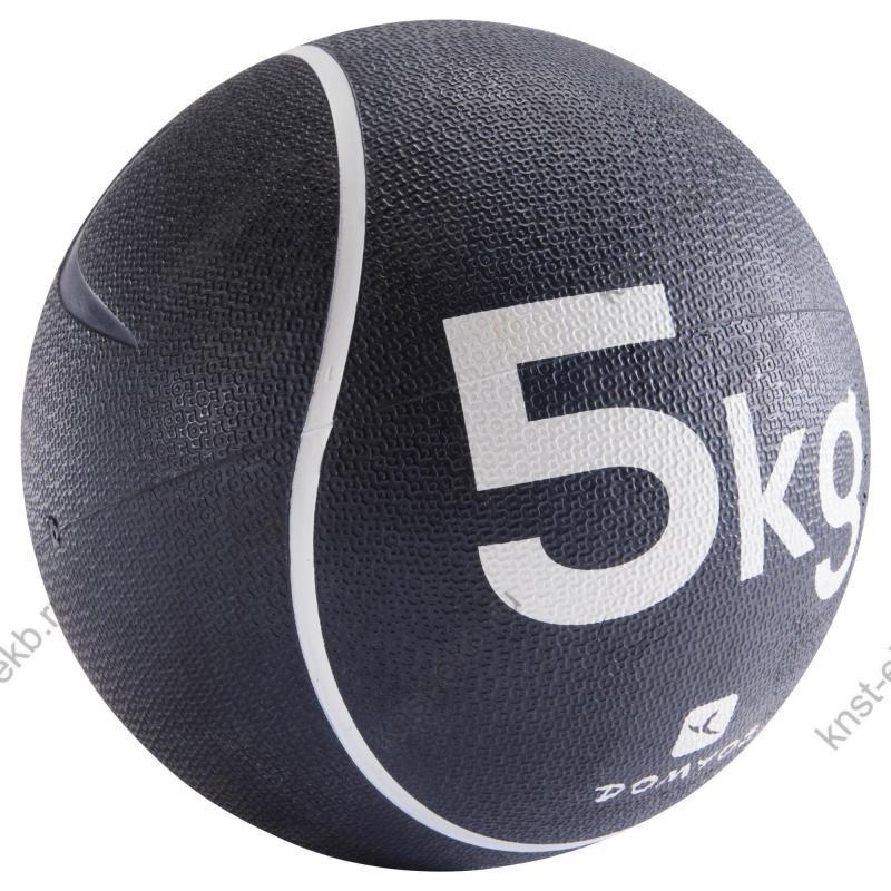 Мяч утяжеленный 5 кг ДТЛ-001