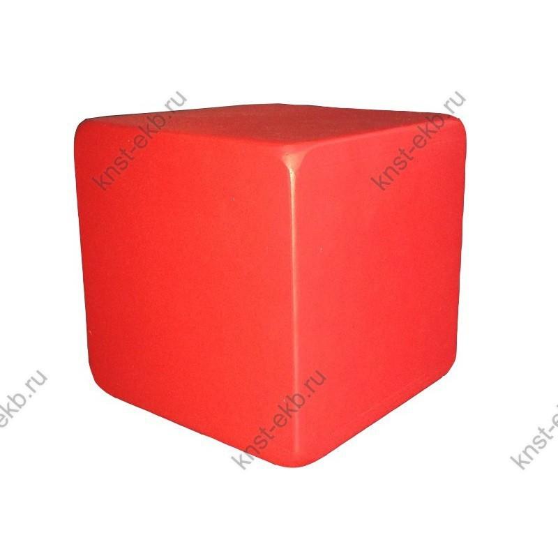 Деревянный куб, окрашенный, 200х200 мм