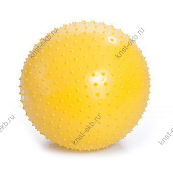 Мяч гимнастический игольчатый с насосом d- 55 см ОТС-047