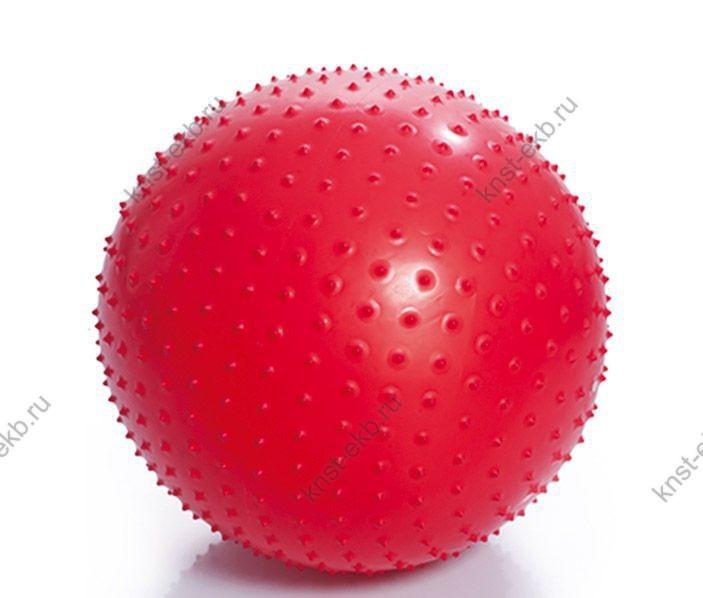 Мяч гимнастический игольчатый с насосом d- 65 см ОТС-048