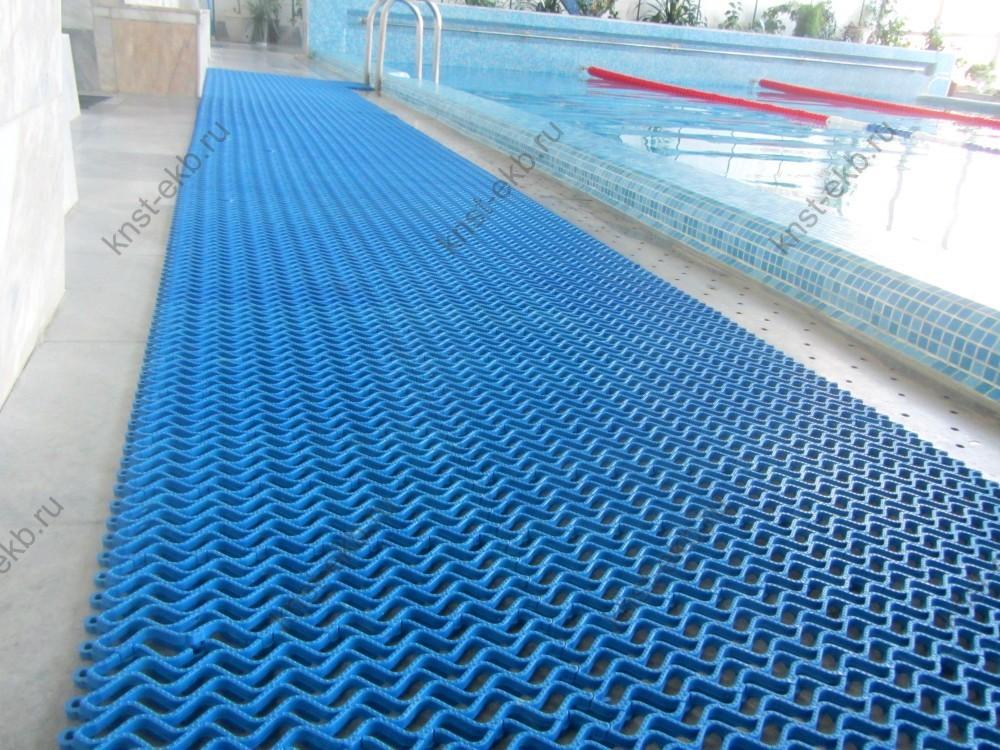 Напольное покрытие для бассейна АБС-07