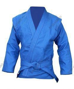 Куртка самбо р. 50 синяя