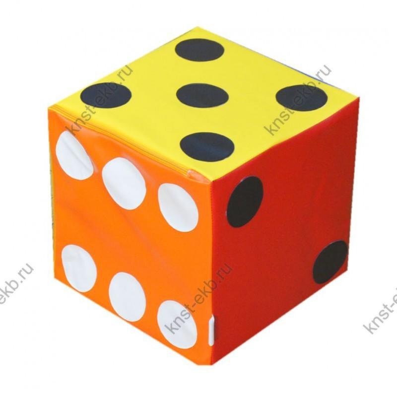 Кубик мягкий