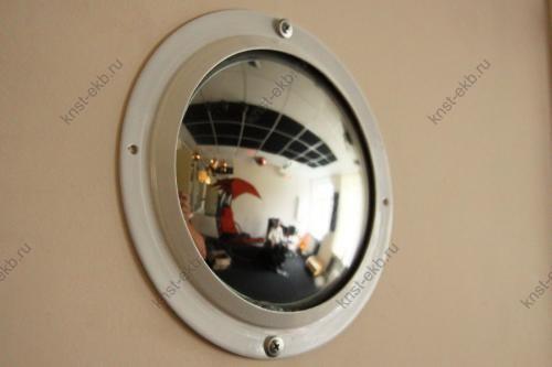 Зеркало выпуклое D-25 см. ГСК-002