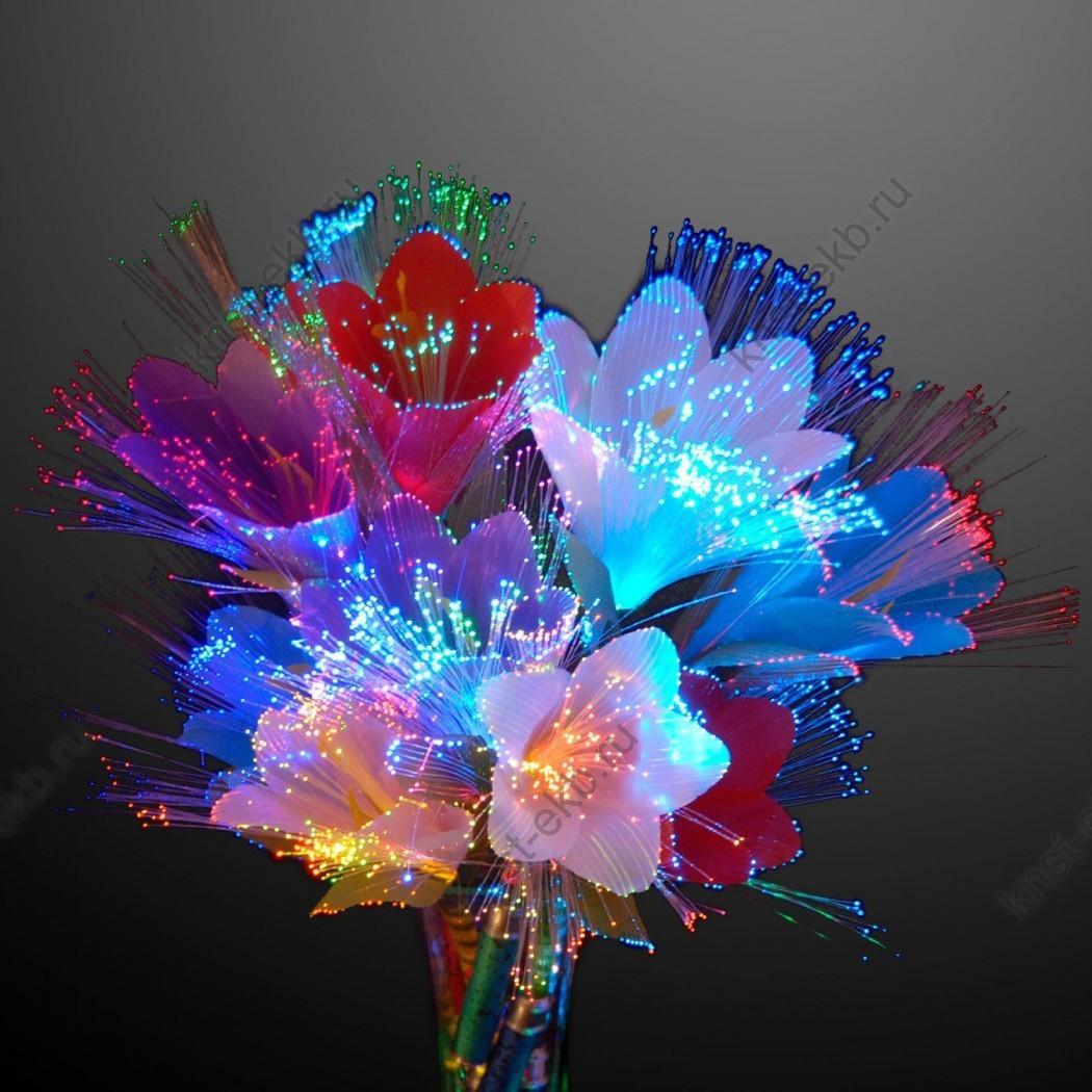 Оптоволоконные цветы СЛА-020