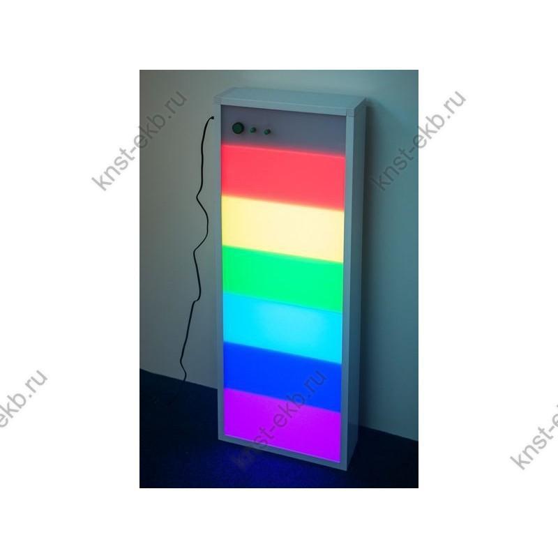 Интерактивная светозвуковая панель, 6 цветов АМД-018