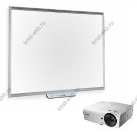 Комплект доска SMART SB480 + проектор Vivitek D552 ПРТ-503