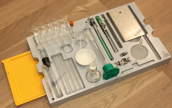 Набор оборудования для выполнения ГИА по химии ULT-079