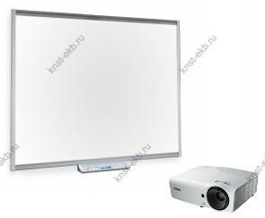 Комплект доска SMART SB480 + проектор Vivitek D551 ПРТ-507