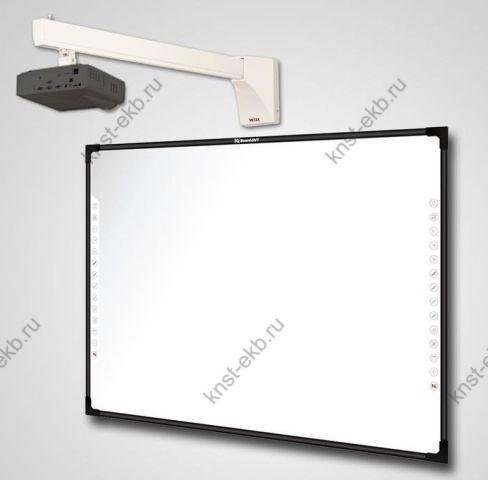 Комплект интерактивный Q82/IN124STa/WTH140 ПРТ-513