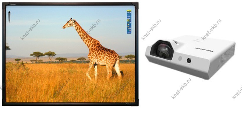 Интерактивная доска ActivBoard Touch 78