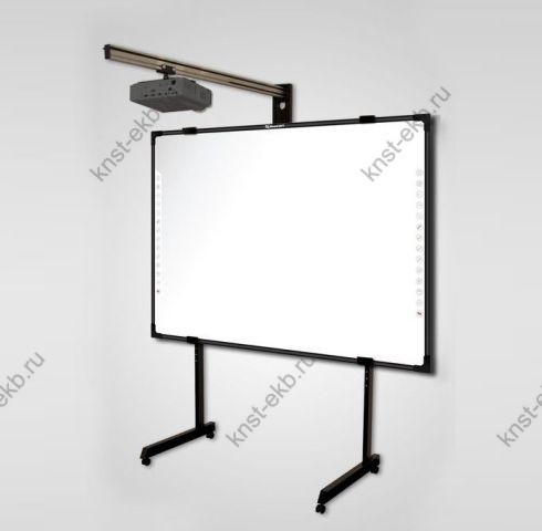 Комплект интерактивный мобильный Q82/IN124STa/STWP06/1 ПРТ-519