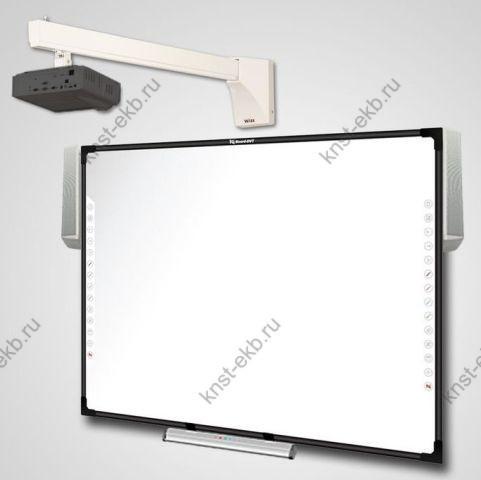 Комплект интерактивный Q82+acc/IN124STa/WTH140 ПРТ-525