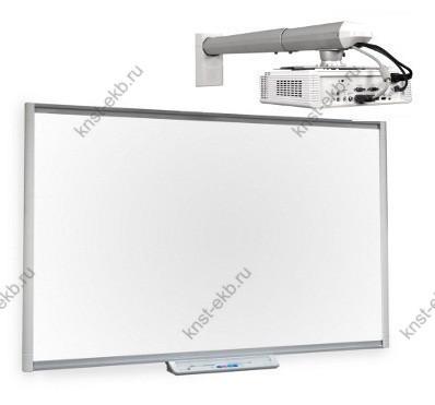 Интерактивная система SMART SBM680iv4 ПРТ-530