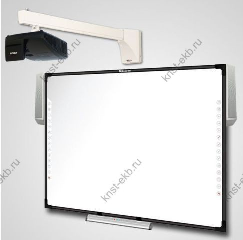Комплект интерактивный Q82+acc/IN134UST/WTH140 ПРТ-540