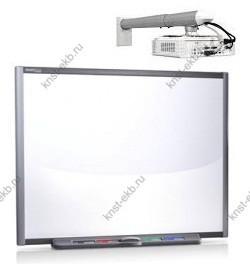 Интерактивная доска SMART Board SB660iv4 ПРТ-547