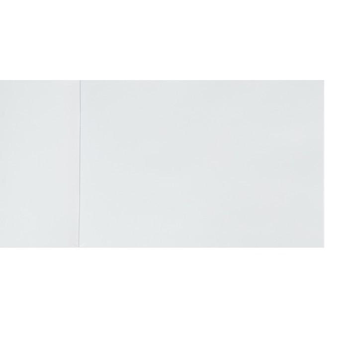 Альбом для рисования А4, 40 листов на склейке «Романтический букет», обложка мелованный картон, блок 100 г/м?, 4 вида МИКС