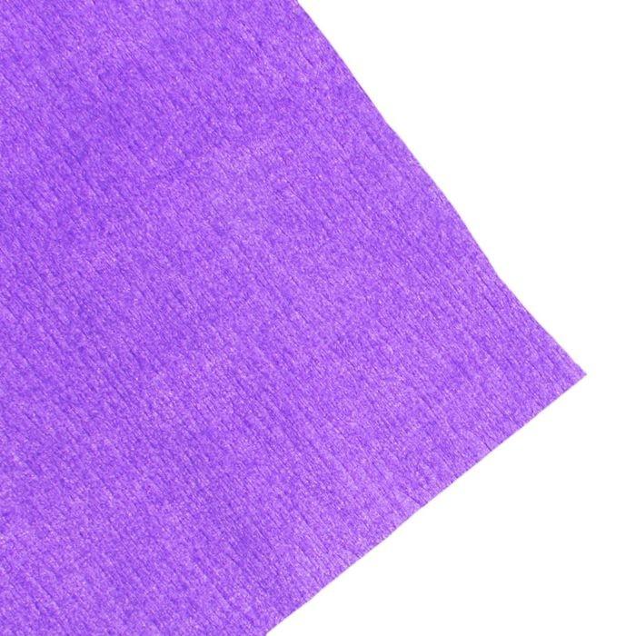 Бумага Koh-I-Noor креповая поделочная, гофро 50 х 200 см, тёмно-фиолетовая, плотность 32 г/м2
