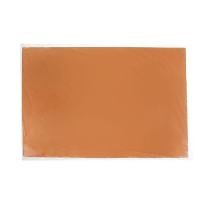 Картон цветной 650*500 мм Sadipal Sirio 170 г/м2 оранжевый 05929