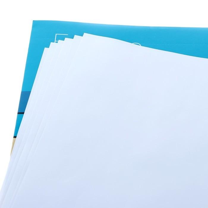 Папка для рисования А3, 7 листов, 2 вида МИКС