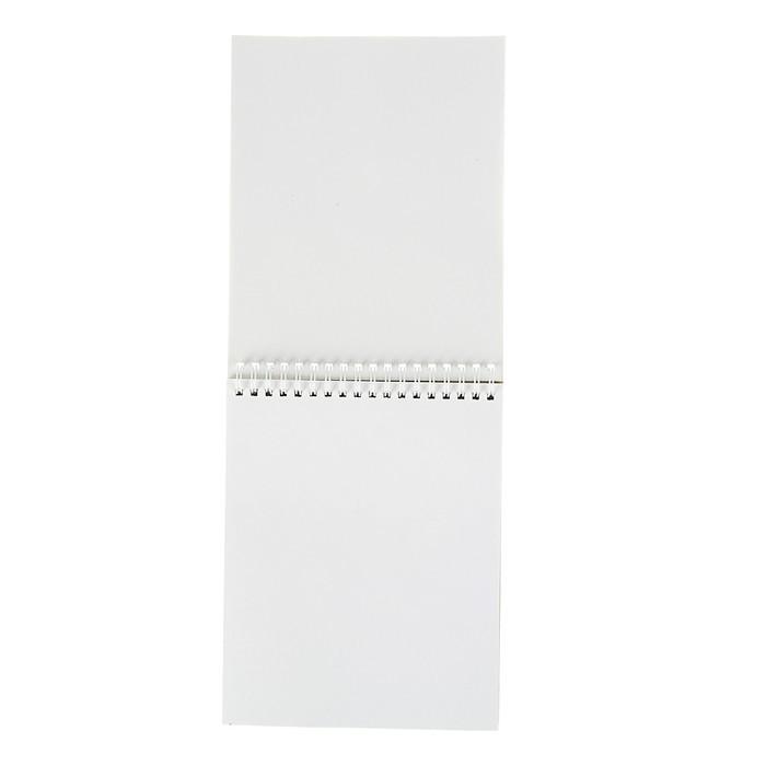 Блокнот для рисования и зарисовок А5, 40 листов на гребне, 100 г/м?