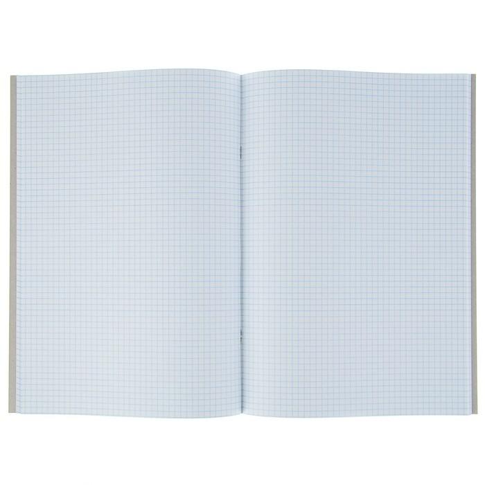 Тетрадь А4, 80 листов клетка