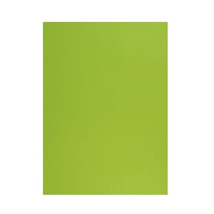 Картон цветной 650*500 мм Sadipal Sirio 170 г/м2 лайм 05937
