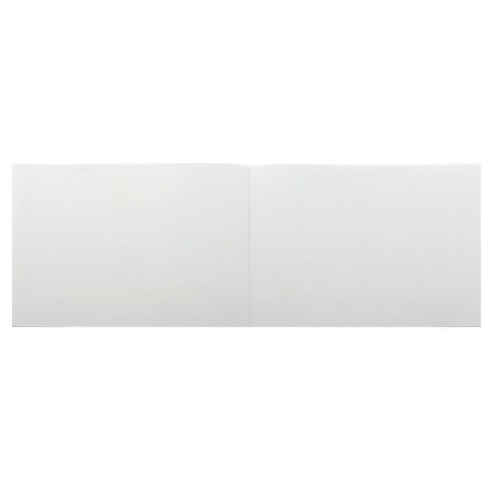 Альбом для рисования «Мультяшки», А5, 40 листов, на склейке, картонная обложка, офсетный блок, 100 г/м?, МИКС