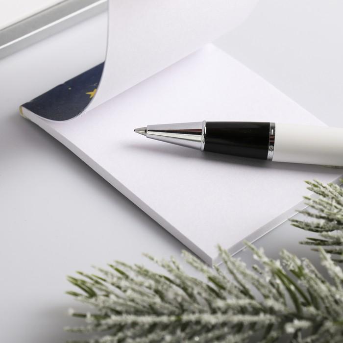 Блокнот с планшеткой «Не упусти новогоднюю звёздочку», 8 ? 11 см