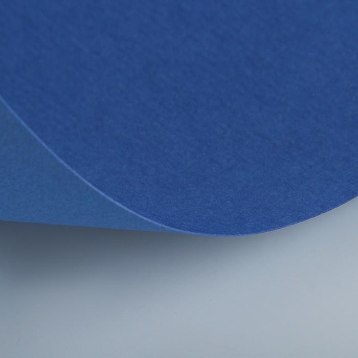 Бумага для пастели 297 х 420 мм, Lana Colours, 1 лист, 160 г/м?, королевский голубой