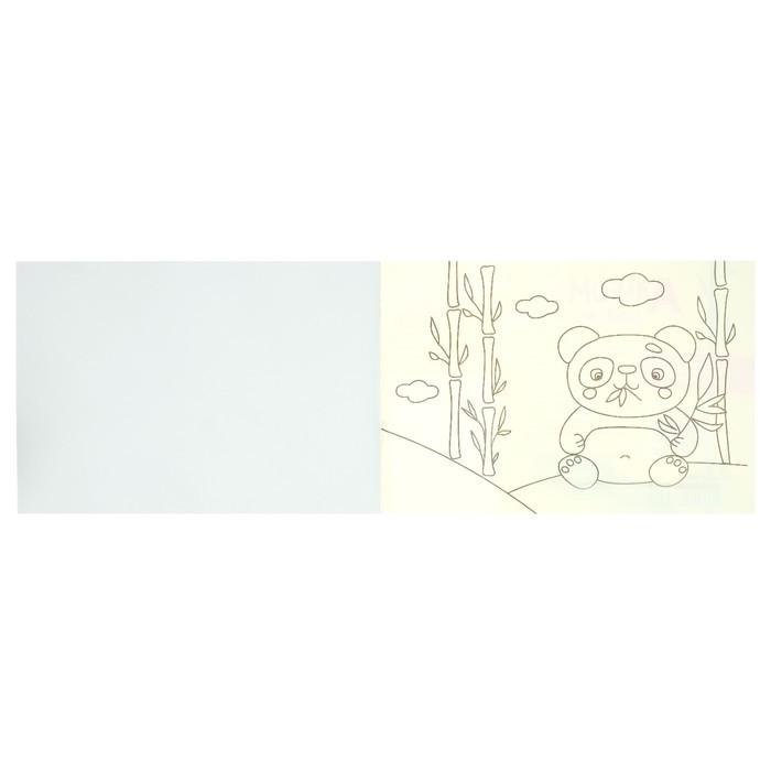 Альбом для рисования А4, 40 листов на скрепке «Каляка-Маляка», обложка картон 185 г/м2, блок офсет 100 г/м2