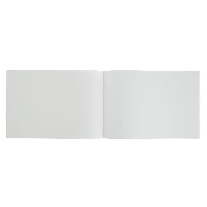 Альбом для рисования А4, 40 листов на скрепке