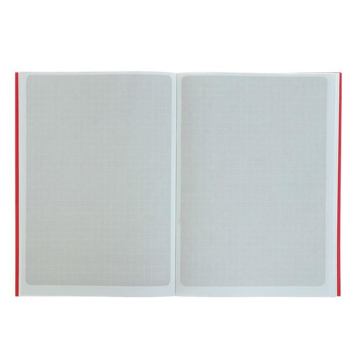 Тетрадь 48 листов «Клоун», мягкая обложка