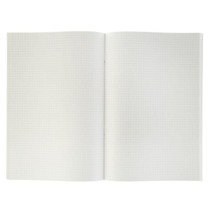 Тетрадь А4, 96 листов клетка