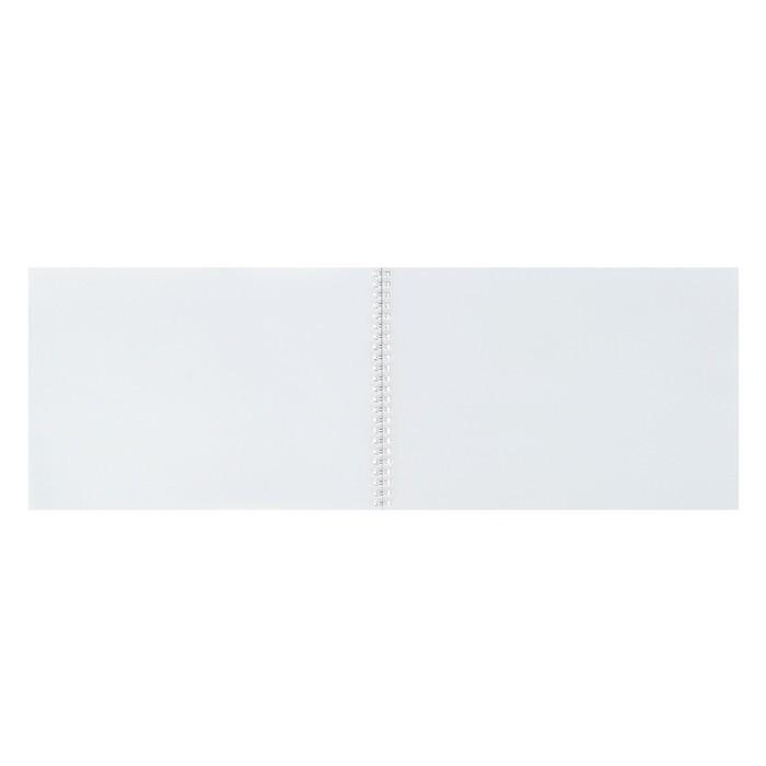 Альбом для рисования А4, 40 листов на гребне «Паттерн. Прованс»