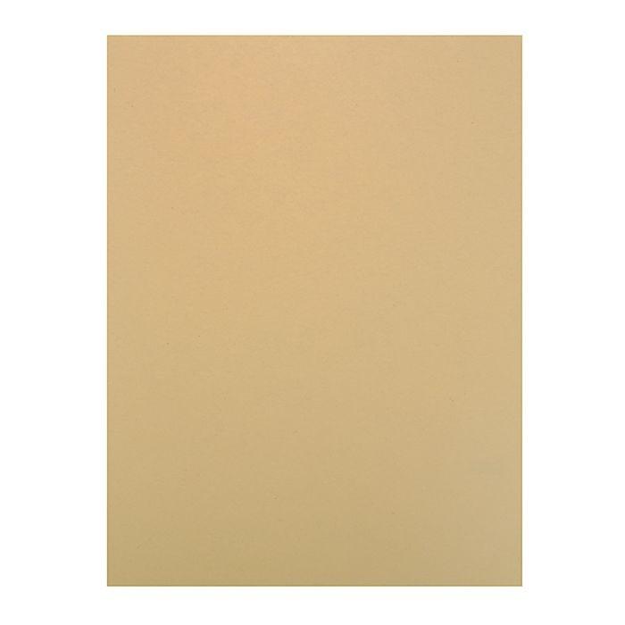 Картон цветной, 650 х 500 мм, Sadipal Sirio, 170 г/м2, ванильный эко