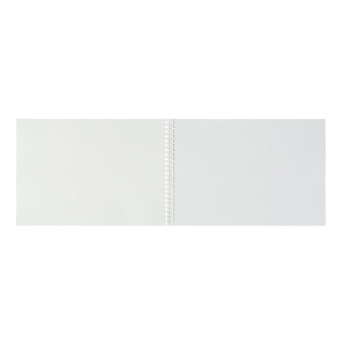 Альбом для рисования А4, 40 листов на гребне «Фиксики», обложка мелованный картон