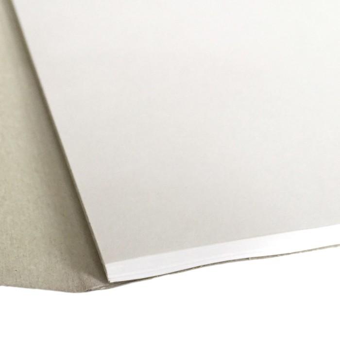 Альбом для рисования А5, 40 листов на клею, Kroyter «Друзья», картонная обложка, тиснение фольгой, 100 г/м?