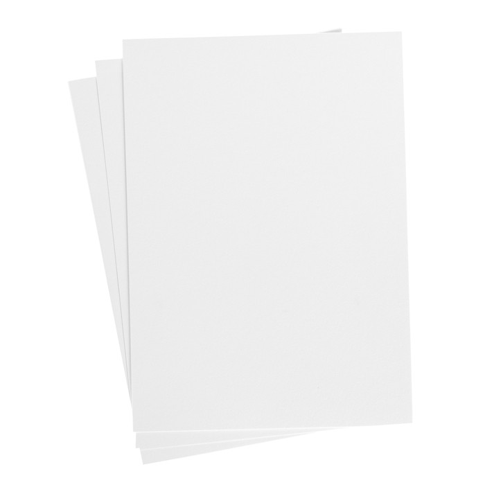 Папка для акварели А4, 10 листов «Акварельный букет», тиснение, блок 220 г/м?