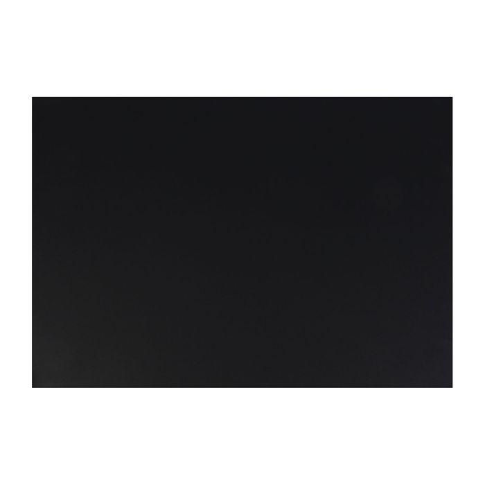Картон цветной, текстурный, 700 х 500 мм, Sadipal Fabriano Elle Erre, 220 г/м, чёрный, NERO