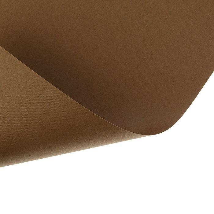 Картон цветной текстурный, 700 х 500 мм, Sadipal Fabriano Elle Erre, 220 г/м, Marrone