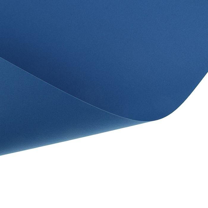 Картон цветной, текстурный, 700 х 500 мм, Sadipal Fabriano Elle Erre, 220 г/м, голубой
