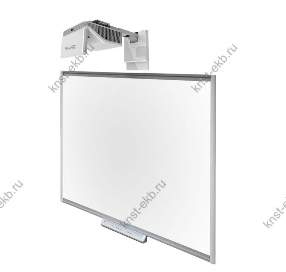 Комплект SBM680i7: интерактивная доска SMART Board SBM680 6 касаний без лотка ПРТ-565