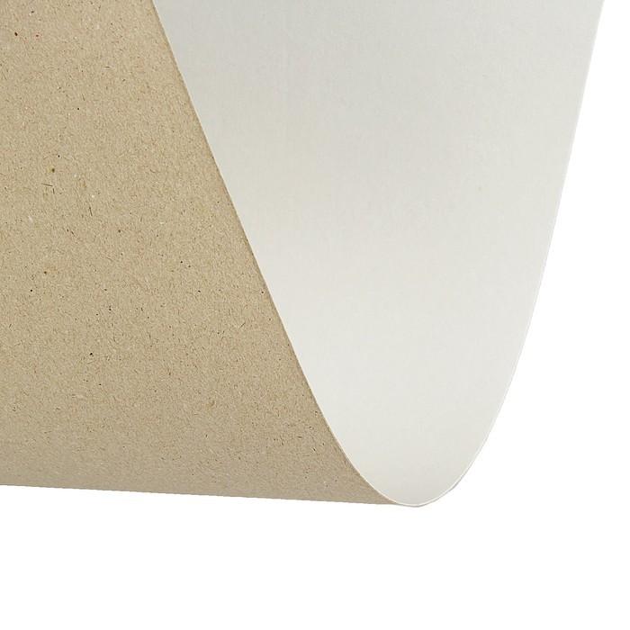 Картон хром-эрзац немелованный, плотность 260 г/м?, формат А3
