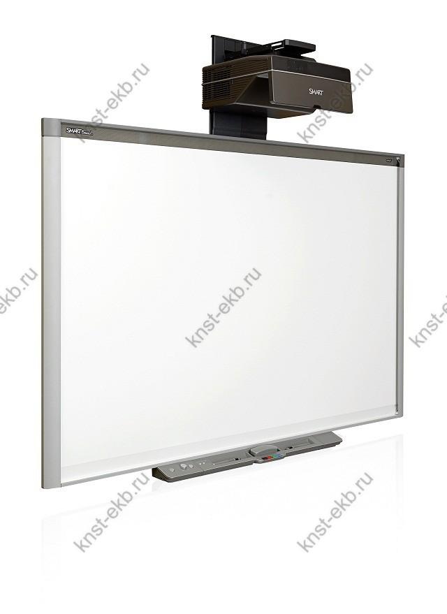 Комплект SBX885ix2: интерактивная доска SMART Board X885 ПРТ-589