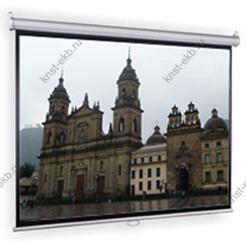 Экран настенно-потолочный ручной Classic Norma ПРТ-216