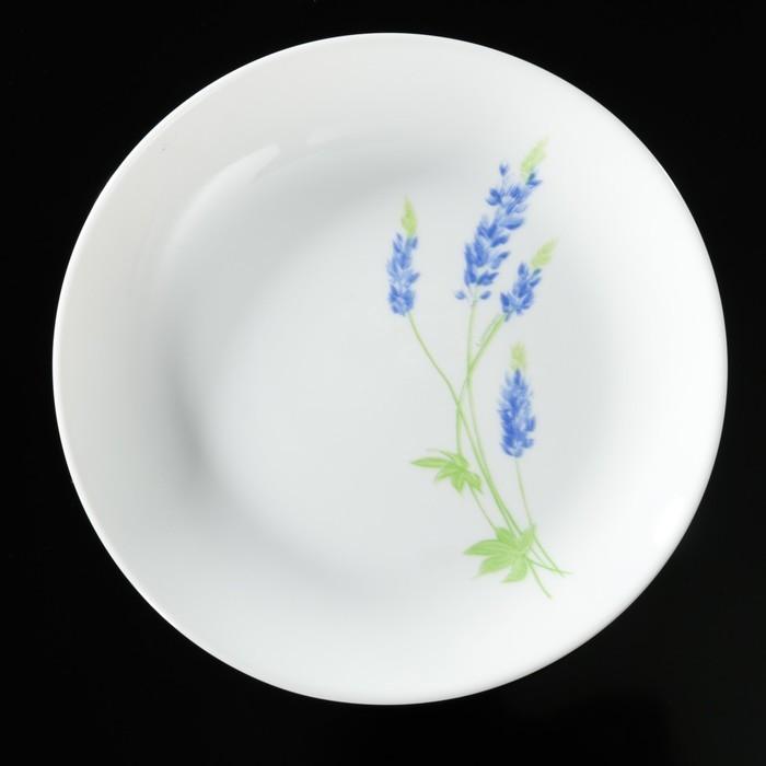 Тарелка десертная 19 см Diwali Seine blue